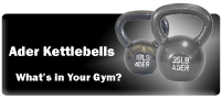 Ader Kettlebells