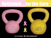 Kettlebell for the Cure